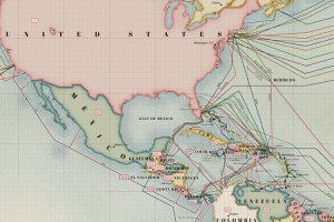 USA and Northern South America Cables