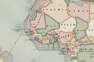 Northern and Western Africa Cables