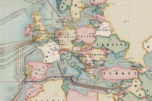 Middle East & Western Europe Cables