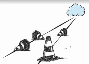 cloudroadblock
