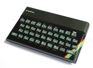 The ZX Spectrum. Clearly what the majority of political parties think a computer is